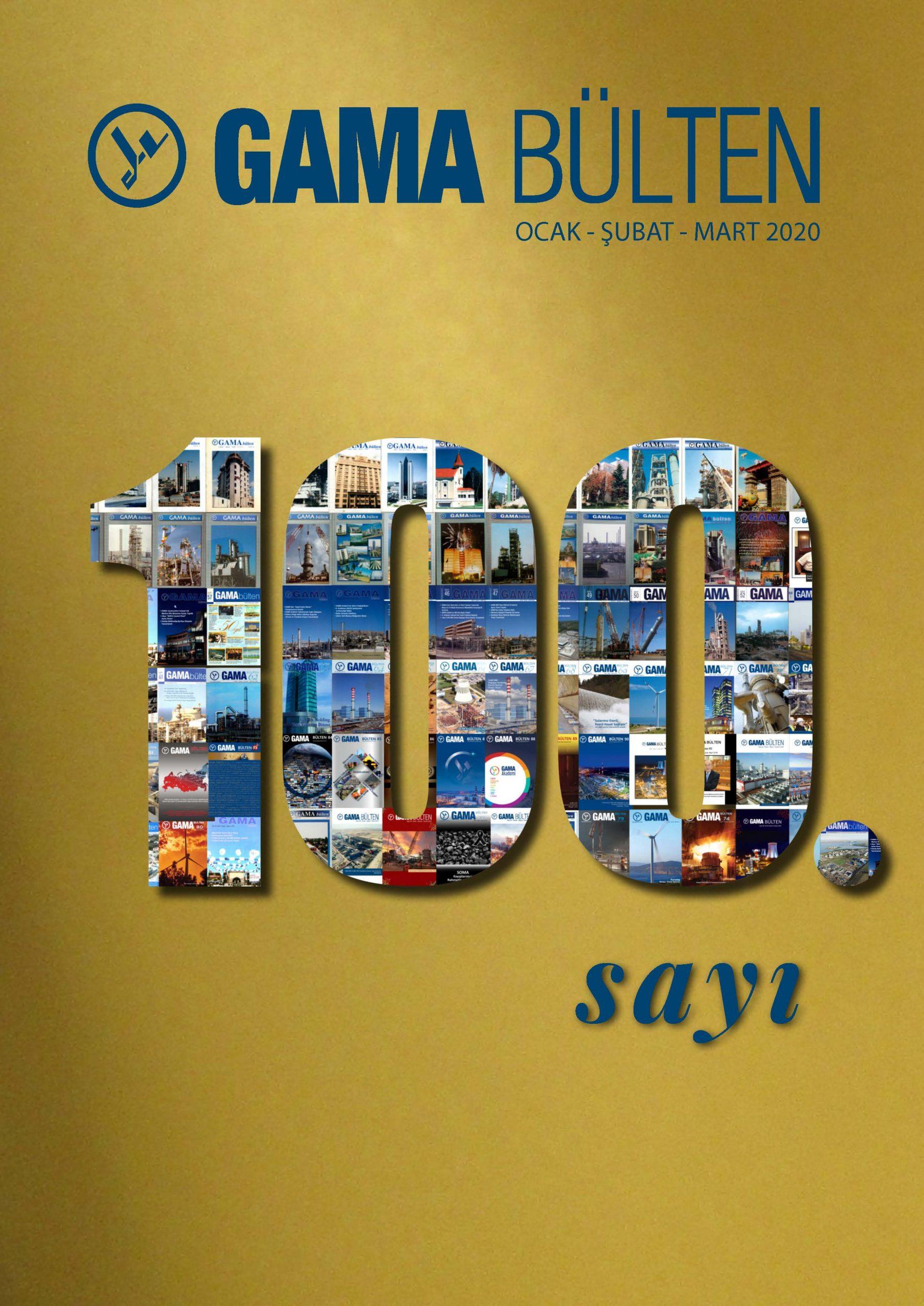 GAMA Bulletin 100